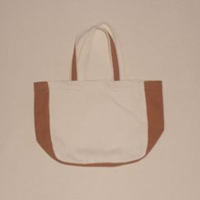 two tone canvas bag for Japan ( 01C/HH )